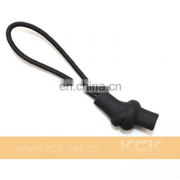 Personalized Cord Motorcycl Silicone Zipper Pulls