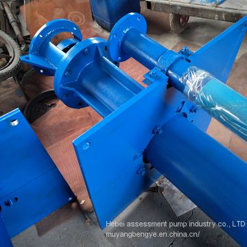 Vertical centrifugal pump under the 250 TV - SP (R) liquid slurry pump