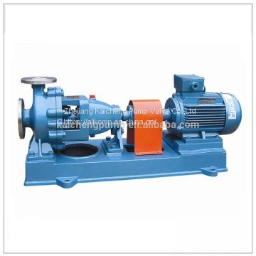 ISO2858 standard stainless steel Corrosion Resistant Chemical Pump