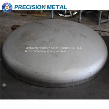 ASME Standard carbon steel din28011 standard dished Torispherical heads tank heads