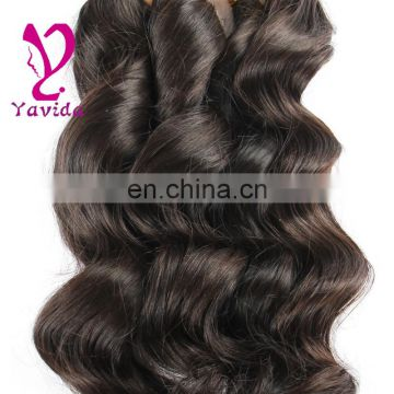 Wholesale hair weave brazilian hair deep wave xsion for black women human hair