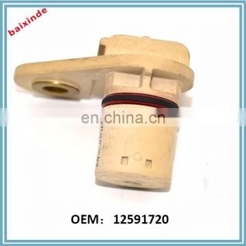 BAIXINDE High Quality Camshaft Position Sensor for GM CHEVROLET CADILLAC 12591720
