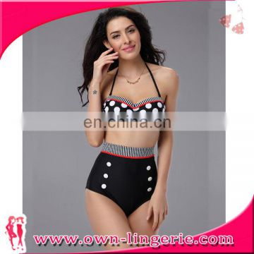 Sexy Sling Bikini high waist bikini with high quality and compeitive price