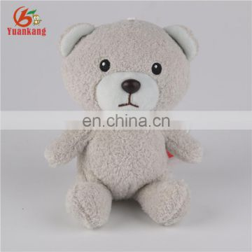 ICTI ODM 12cm custom teddy bear toy plush bear toy