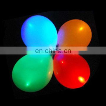 led balloon led light balloon size 12 inch 3.2g light up decorate party