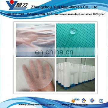 sms nonwoven for diaper barrier leg cuff