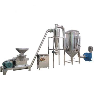 High Efficiency Magnetic Material Cassava Starch Processing Machine Cassava Flour Processing Equipment