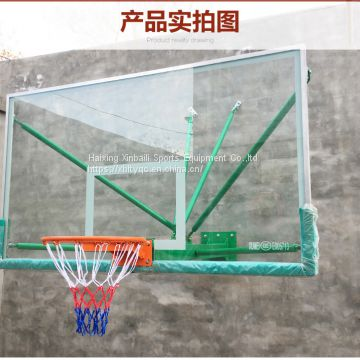 Wall Mounted Basketball Goal / Hoops / Stands Wall-Mounted Basketball System