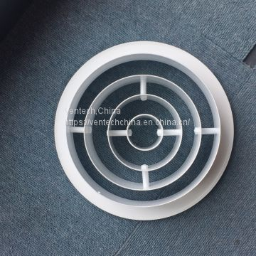 China supplier aluminum jet ring diffuser ceiling