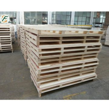 100mm  LVL factory Supply Poplar LVL Wooden for Pallet Packing