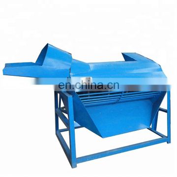 fungus bag crusher/waste mushroom bag separating machine/Fungus Bag Separator machine 0086-13838527397