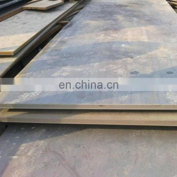 3mm thickness Q235 Q345 Mild Steel Sheet for Construction
