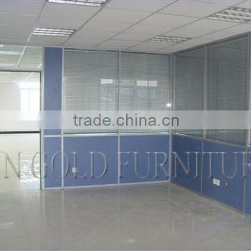 Modern Cheap Price Wood And Glass Types Of Partition Walls (SZ WS638) ...