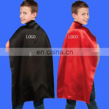 China factory direct sell customized superhero cape kids cape