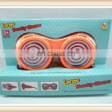 kids goofy crazy party glasses toy,Plastic spectacles toy