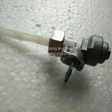 188F 182F GX390 GX340 Gasoline generator Spare Parts Inner Outer Fuel Tap/tank gas valve/oil switch