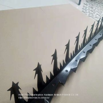 1.25 meter large spike/Galvanized sheet material/Blade length 11cm
