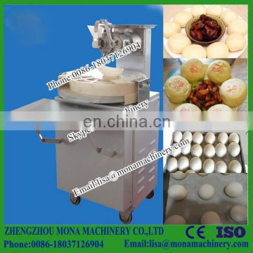 newest pizza dough ball rolling machine/pizza dough rounder/dough ball maker with high efficiency 30pcs per min