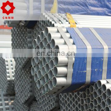 pre-galvanized round malleable iron galvanised fitting powdere coated +galvanised pipe