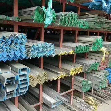 316 Grade Hot Rolling Mill Stainless Steel Angle Bar