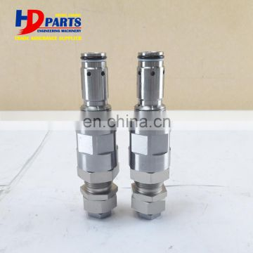 Hydraulic Main Relief Valve PC200-7 Diesel Engine Parts