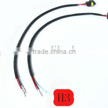 prices nissan auto parts 50cm PVC pipe high quality low price fast delivery H3 power extension cord