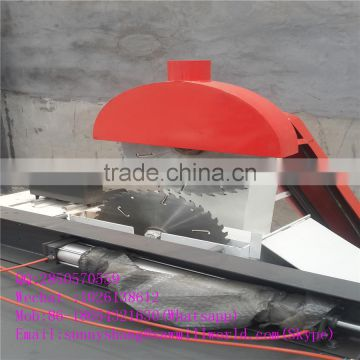 Best selling sliding table saw cutting saw wood machine