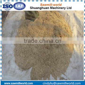 Wood sawdust made in China for pressing sawdust for sale