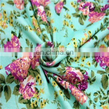 cotton spandex knitted fabric