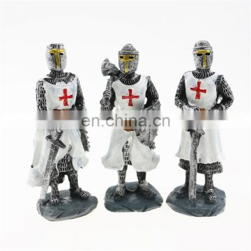 Crafts & Gifts decoration resin knight statue