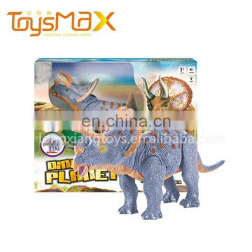 Hot Sale Unisex Electric 2Ch Rc Sharp-Angled Dinosaur