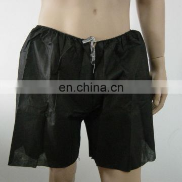 disposable strapless bra/disposable surgical pants