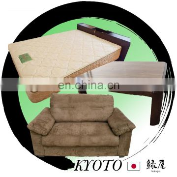 Comfortable Used Hotel Japanese Furniture for Sale /the Mirrors, the Mattress, etc. by Container