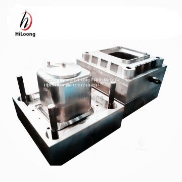 plastic injection mould washing machine outer shell mould