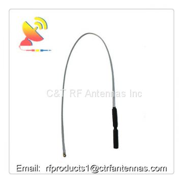 FPV tube antenna 2.4G wifi antenna w/rg 1.32 cable and u.fl connector for uav drone racing
