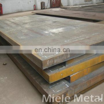 Hot Rolled Q235B Mild Steel Sheet