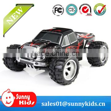 2.4G 1:18 High Speed RC Car 4WD Monster Truck for sale bigfoot