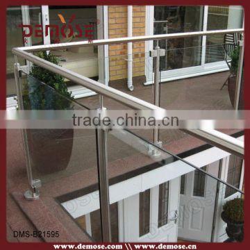 Demose Outdoor Veranda Aluminum Handrailfiber Glass Railing Of