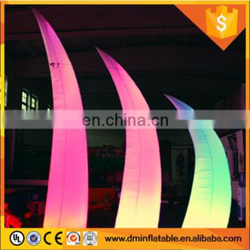 decorative inflatable wedding pillars and columns for sale
