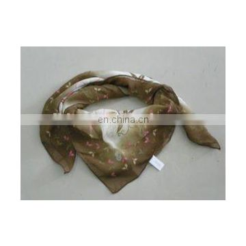 ladies' fashion polyester chiffon neckwear