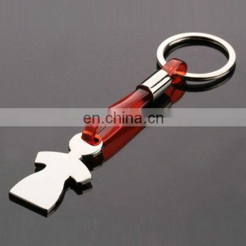 FASHION SILICONE KEY HOLDER METAL