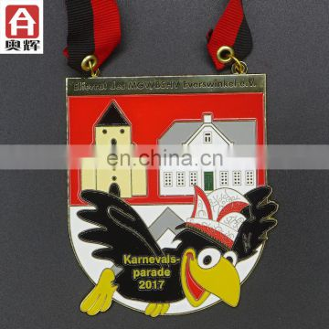 Custom Race Medal Replica Medals and military medal
