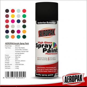Aeropak Spray Paint Acrylic Color Spray Paints Msds Spray