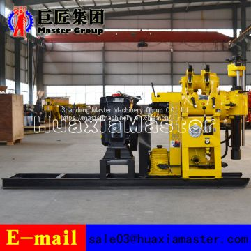 HZ-130Y Hydraulic rotary drilling rig small portable drilling machine for sale