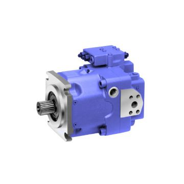 R910979560 Agricultural Machinery Thru-drive Rear Cover Rexroth A10vso140 Hydraulic Piston Pump