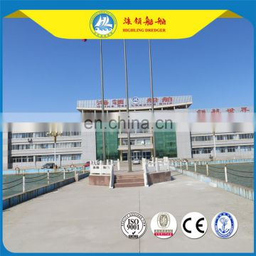 top quality highling gold dredger,gold dredging mining machine,bucket chain gold dredger for sale