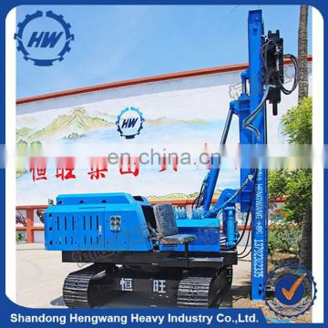 Vibratory pile hammmer/ hydraulic pile driver/ side clamp hydraulic vibro hammer