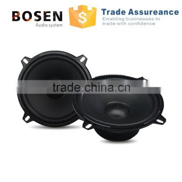 professional car component audio speaker high sensity in 5 inch