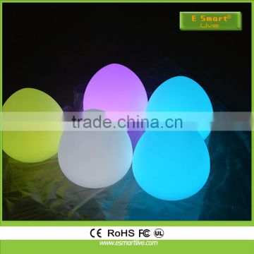 Hot Selling Becautiful Color Changing LED Peach ball with Waterproof IP68