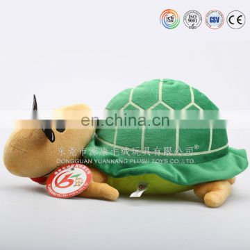 2016 Best Selling Factory Price Plush Round Turtle Customized Soft Ball Shaped Turtle